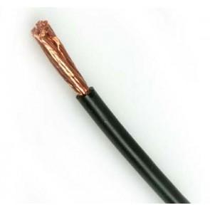 Kabel Silikon schwarz 8qmm