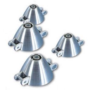 Alu Spinner Turbo 30 x 8 x 4mm (Simprop) Simprop