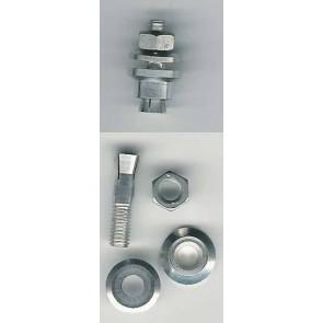 Luftschraubenkupplung 5mm / 8mm Pichler