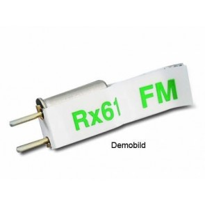 Empfängerquarz 35Mhz FM Kanal 73