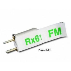 Empfängerquarz 35Mhz FM Kanal 75