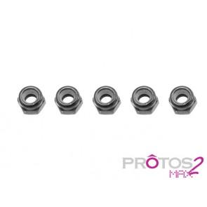 Protos Max V2 - M5 Nylon nut MSH71098# MSH