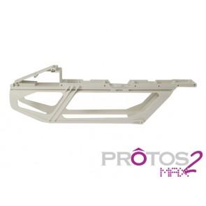 Protos Max V2 - Main plastic frame V2 - White MSH71166# MSH