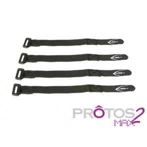 Protos Max V2 - Battery velcro straps 700 MSH71184# MSH