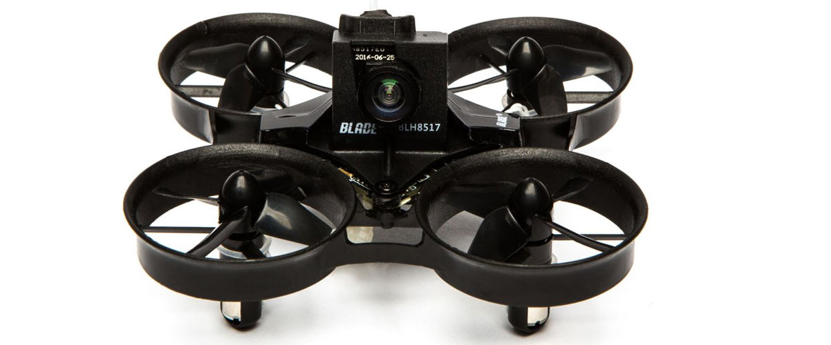 BLADE Inductrix FPV PRO