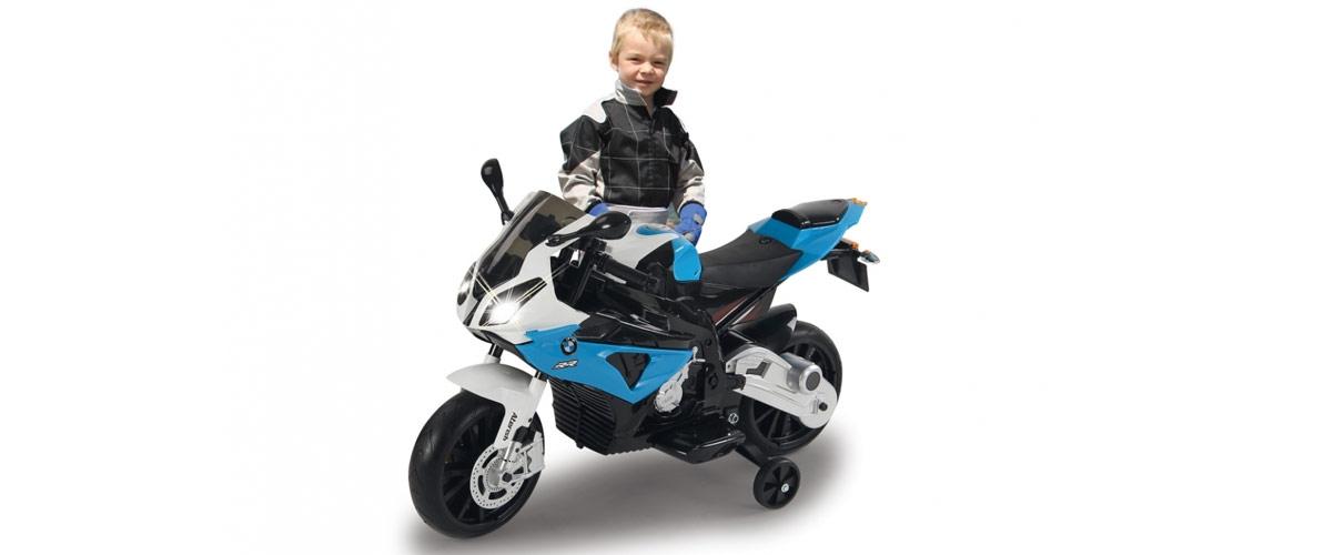 Kindermotorräder und Roller