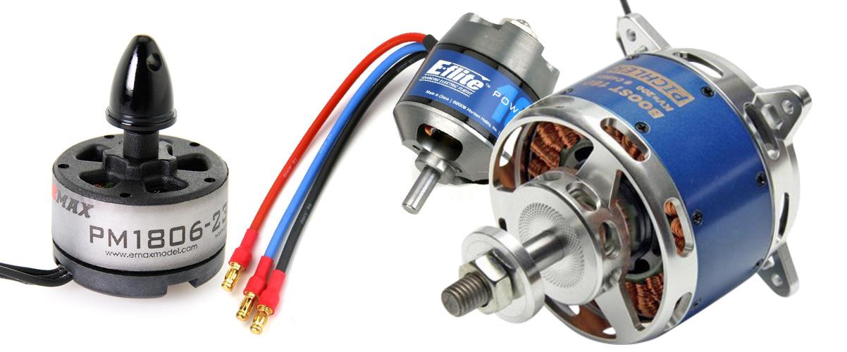 Brushless Motoren