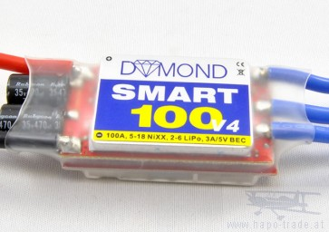 BR-Regler DYMOND Smart 100 BEC