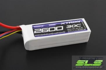 SLS XTRON 2600mAh 6S1P 22,2V 30C/60C (SLSXT26006130) SLS