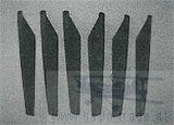 Hauptrotorblatt, Kunststoff unten - Lama 2 Jamara