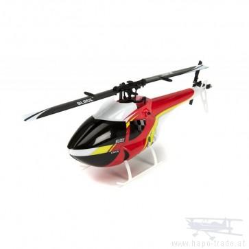 Blade 130X: FAI Haube Rot/Schwarz/Gelb Blade