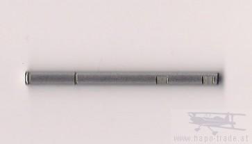 Motorwelle 4mm / 52mm  EMax
