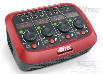 Ladegerät X4 Micro (114123) Hitec