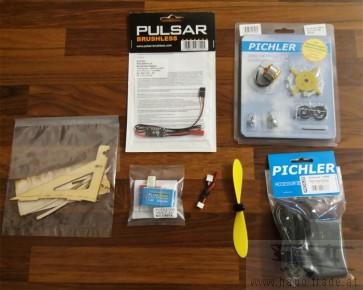 Quicky Motor Kit C9159