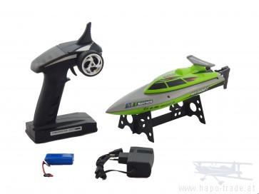 Mt Speed Boot Grün, 6027 (Monstertronic)