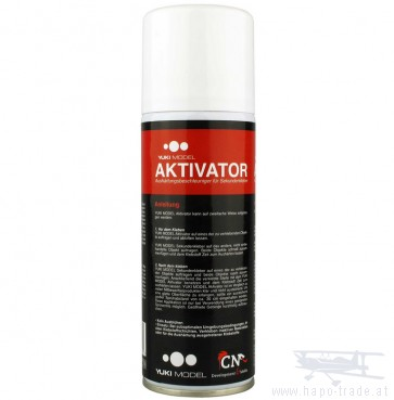 Aktivator-Spray 200ml Yuki
