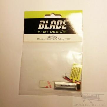 Blade 70 S - Akku 1S 3,7V LiPo 150mAh 40C - BLH4210