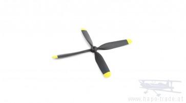 E-flite P-51D 4-Blattpropeller 10.5 x 8 (EFLP105084BL)