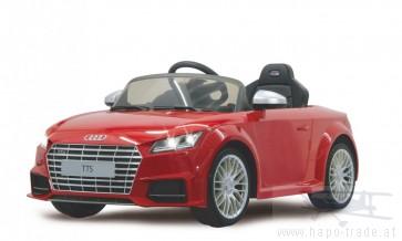 Ride On Car - Audi TTS Roadster weiß - Elektroauto für Kinder