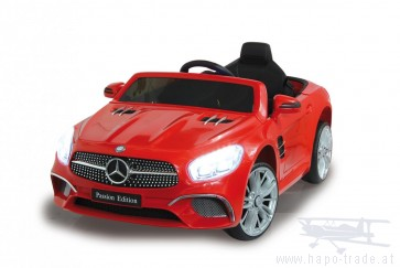 Ride On Car - Mercedes-Benz SL 400 rot 12V - Elektroauto für Kinder