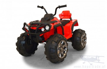 Ride On Car - Quad Protector rot 12V - Elektroauto für Kinder