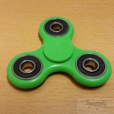 Fidget Spinner - Finger Kreisel - Farbe Grün