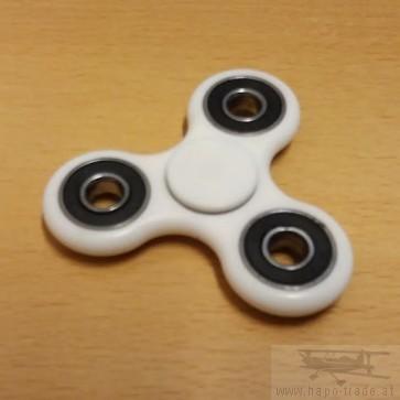 Fidget Spinner - Finger Kreisel - Farbe Weiss