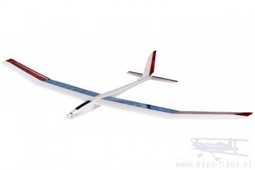 Elektrosegler Libelle PNP Modellflieger 2000mm (yuki modell)
