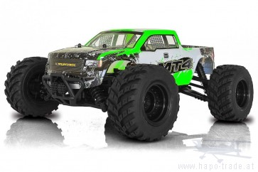 MT4 Monster Truck EP 1/12 RTR - 4WD (grün)