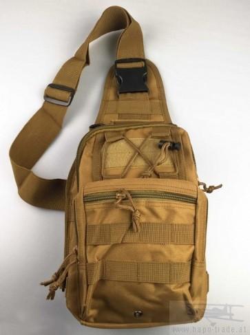 Einhand Rucksack Camouflage