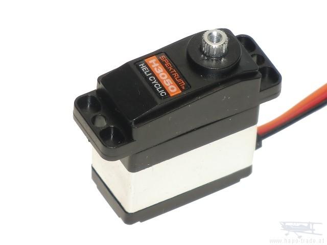 SPMSH3050 Spektrum Taumelscheibenservo dig.9g MG