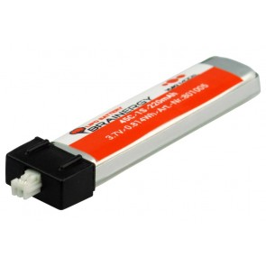 LiPo Akku Brainergy 220mAh 1-Cell 3.7V 45C LiPo