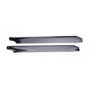 Blade 230s: Set Hauptrotorblätter Carbon BLH1503C