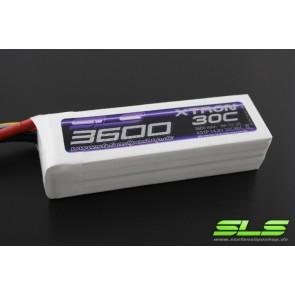 SLS XTRON 3600mAh 4S1P 14,8V 30C/60C (SLSXT36004130)