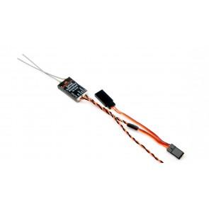 SPM4649T Spektrum Quad Racing serieller Empfänger mit Telemetrie