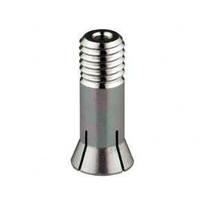 Klemmkonus / Welle 3,17mm für Klappspinner Ø45mm Yuki