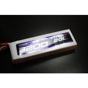 SLS XTRON 3200mAh 2S1P 7,4V 20C/40C (SLSXT32002120) SLS