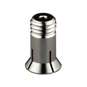 Klemmkonus / Welle 3,17mm für Klappspinner Ø30mm Yuki