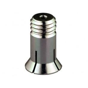 Klemmkonus / Welle 2mm für Klappspinner Ø30mm Yuki