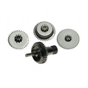Blade Spektrum Ersatzgetriebe Taumelscheibenservo dig. 9g MG: B450 X SPMSP1040 Spektrum