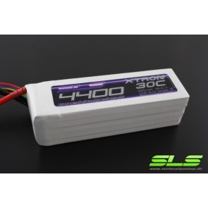 SLS XTRON 4400mAh 3S1P 11,1 V 30C/60C (SLSXT44003130) SLS