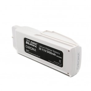 5400mAh 3S 11.1V LiPo Battery: Chroma BLH8619 Blade
