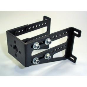 Motorträger für Brushless Motoren Alu flexibel klein Pichler