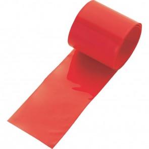 Schrumpfschlauch flach 64mm Rot  Jamara