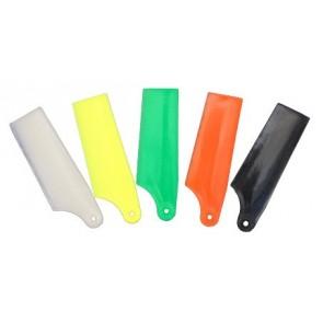 KBDD Heckrotorblätter Extreme Edition 72,5mm (neon gelb) KBDD4041#