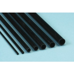 Kohlefaser Rohr 6 x 4 x 1000mm