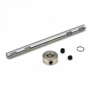 Motorwelle 5mm / 74mm  EFLM40251 Eflite