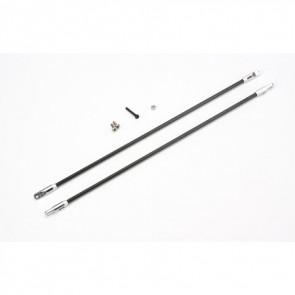 Blade 450 Heckrohrabstützung mit Halter Aluminium BLH1661A Blade