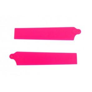 KBDD Hauptrotorblätter (für mCP X) Extreme Edition (neon pink) KBDD5005#
