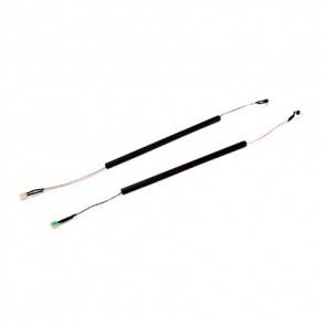Blade Motorausleger mit Kabel (2): mQX BLH7502